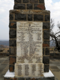 Colenso - Inniskilling Hill  - Inniskilling Fusiliers Monument  (4)