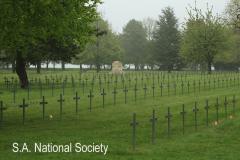 Arras Neeuville St Vaast German cemetery (5)
