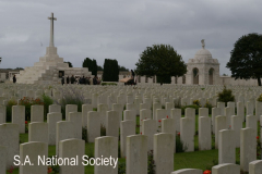 Ypre - Tyne Cot Cemetery