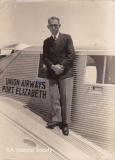 A.M. Miller at P.E. with Union Airways