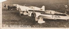 Croydon to Baragwanath Schlesinger Air Race 1936