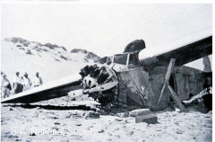 Another Union Airways crash on Kaysers Beach