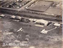 Stamford Hill Aerodrome 1930s Union Airways H.Q. (1)