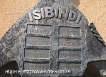 Richmond - Bhambatha's Memorial - Cnr Fielden & Lamport - S29.52.711 E30.16.603 Elev 895m (4)