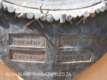 Richmond - Bhambatha's Memorial - Cnr Fielden & Lamport - S29.52.711 E30.16.603 Elev 895m (5)