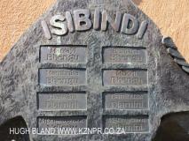 Richmond - Bhambatha's Memorial - Cnr Fielden & Lamport - S29.52.711 E30.16.603 Elev 895m (6)