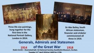 SANS-Presentation Generals-Admirals-Statesmen_2016 04 11