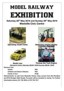 MR Exhibition Flyer