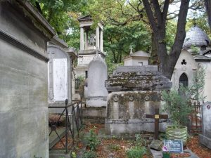 Familie Hugon Grave in the Père Lachaise Cemetery