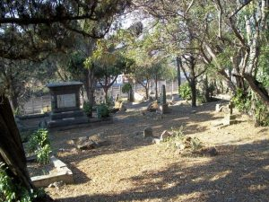 Pioneer Cemetery Verumlam