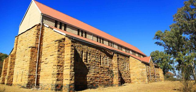 Rorke's Drift – St Augustine's Mission 1898