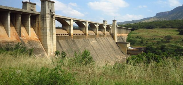 Nagle Dam – 1950 – Umgeni Valley – KZN