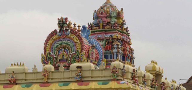 Somtseu Road Hindu Temple