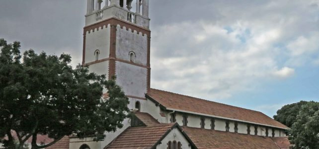 St Mary's Church Greyville