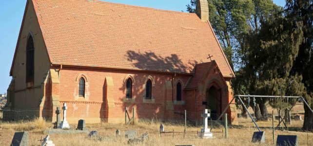 St John's Church – Mooi River (Bruntville)