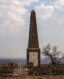 Colenso - Inniskilling Hill  - Inniskilling Fusiliers Monument  (3)