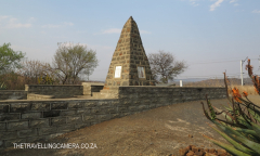 Colenso - Somerset Light Infantry Monument - Wynnes Hill (2)