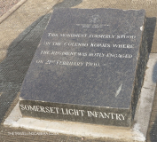 Colenso - Somerset Light Infantry Monument - Wynnes Hill (3)