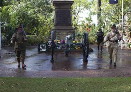 Boer War Day – Perth – 116th Anniversary – Vereeniging Peace Accords