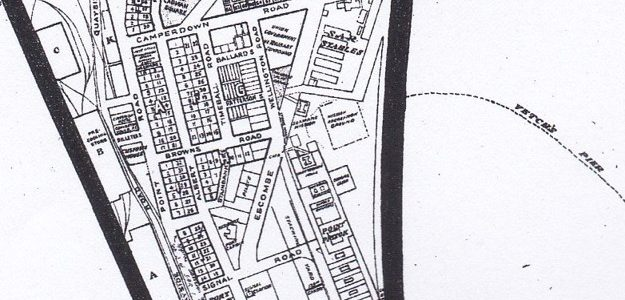 Reverend C.F. Miles-Cadman – Miles-Cadman Square – Durban