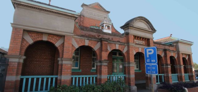 PMB – Buchanan Street Swimming Bath 1895-1896