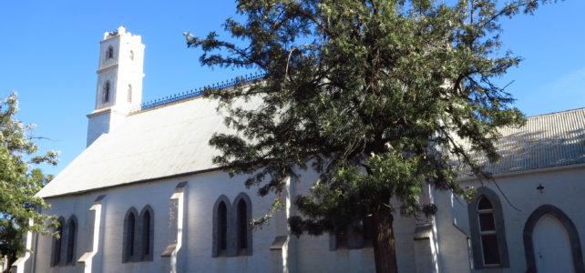 Aberdeen – Dutch Reformed Church and Wesleyan Methodist Church – (E.C.)