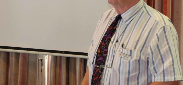 Farewell Address for former Chairman, Hardy Wilson – 2018 AGM