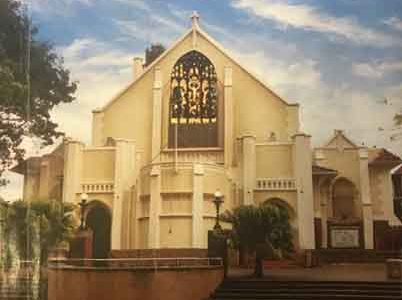 St Paul's Anglican Church Book Launch at Ikes Books: 31/01/2019
