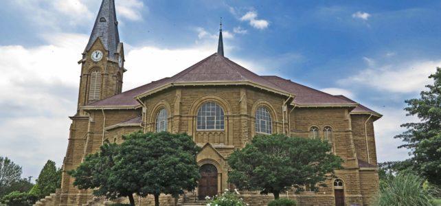 Dutch Reformed Church – Warden – Free State