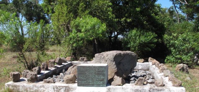 Shaka's Stone – Groutville (Itshe likaShaka)