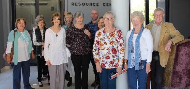 SA National Society Tour of the Holocaust Centre – July 2019